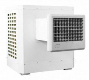 Fixed Window cooler